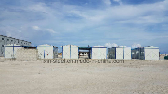 Low Cost Building Materials Prefabricated House Steel Frame Pictures Photos
