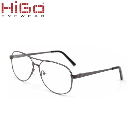 China New Classic Cat Eye Eyeglass Frames Wholesale Metal Optical ...
