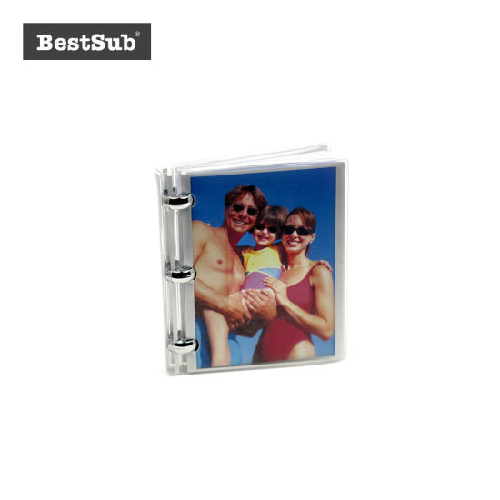 Bestsub Mini-Color Inkjet DIY Photo Book (DXC01) pictures & photos