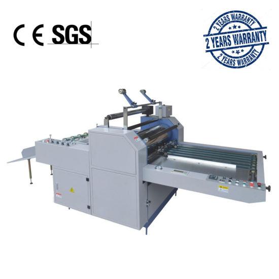 Sfml-1100 Semi-Automatic Laminating Machine