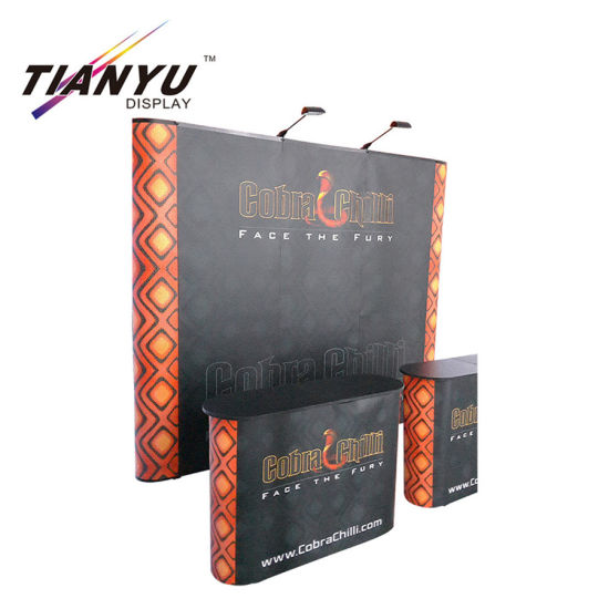 Pop up Backdrop Stand Trade Show Display Booth