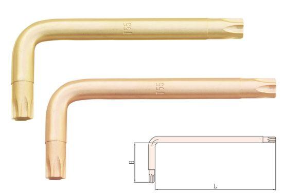 Non Sparking Trox Key Wrench Allen Key Hex Key