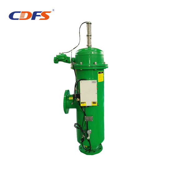 Agriculture Irrigation Hydraulic Drive Self-Cleaning Strainer