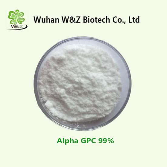 Nootropics Alpha-Glycerylphosphorylcholine CAS 28319-77-9 Alpha-GPC 50% 85% 90%