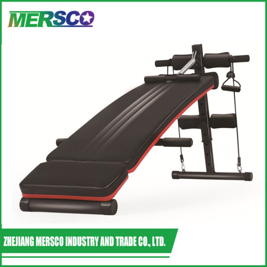 China Best Selling Body Tech Fitness Equipment Folding Weight Bench