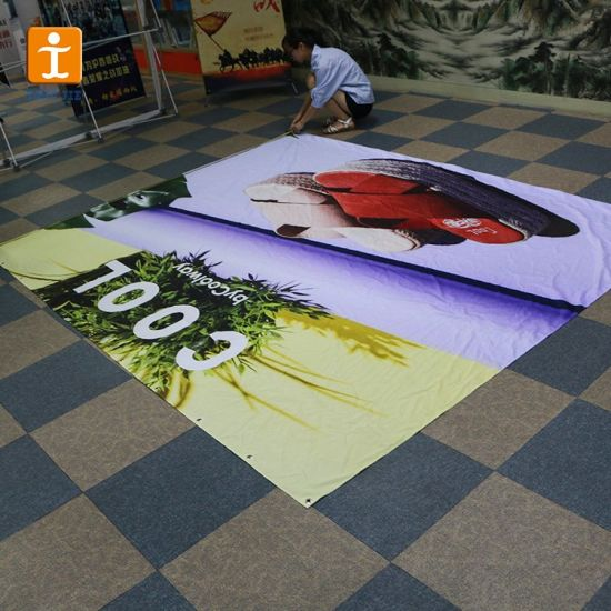 Festival Sports Display Outdoor Polyester Flag Banner pictures & photos