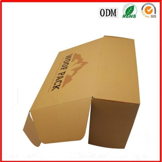 Corrugated Cardboard Decorative Storage Shoes Box Paper Packaging