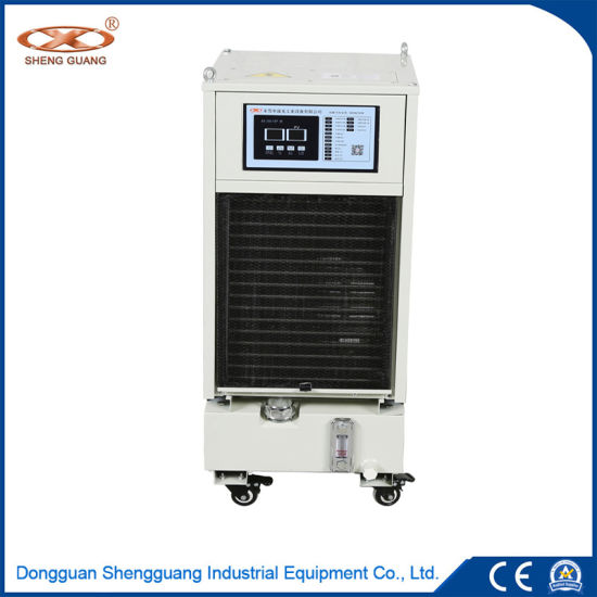 Industrial Oil Chiller with Oil Tank and Ce