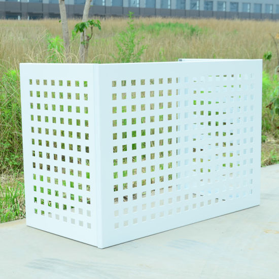China Aluminum Air Conditioning Cover, Outdoor Air Conditioner Covers