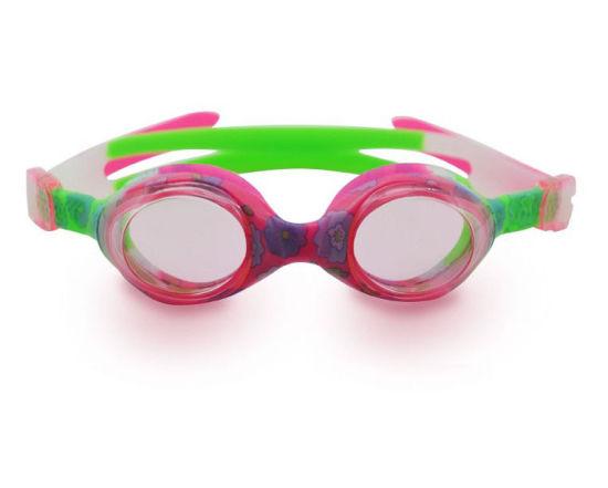 e203cef421 China Anti-UV Anti-Fog Kids Swim Goggles - China Swim Goggles ...