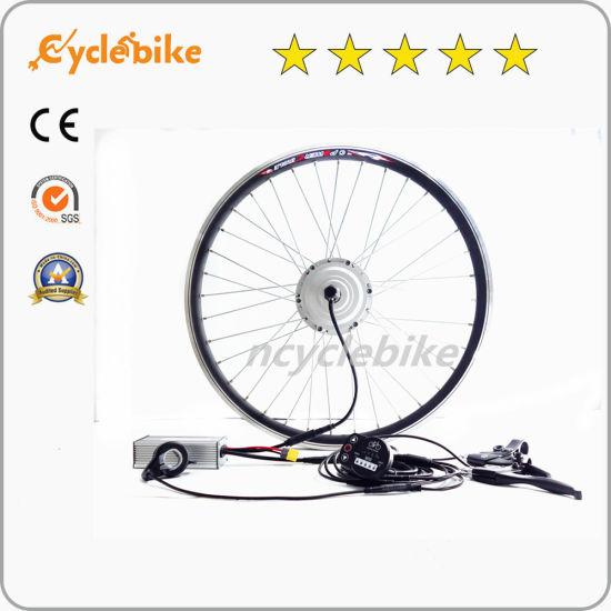 High-Quality 36V 250W Electric Bicycle Waterproof Motor Kit + LED Display