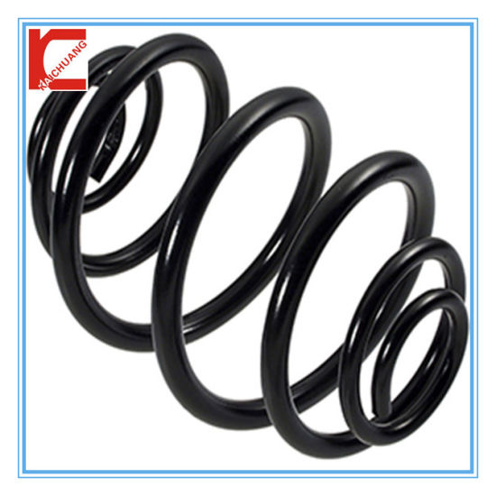 China Large Flat Wire Coil Spring - China Coil Spring, Compression ...