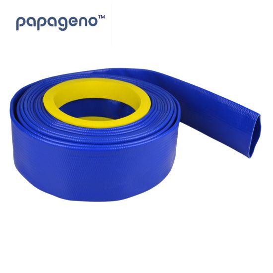 """3/4""""— 16"""" Inch PVC Layflat Hose"""