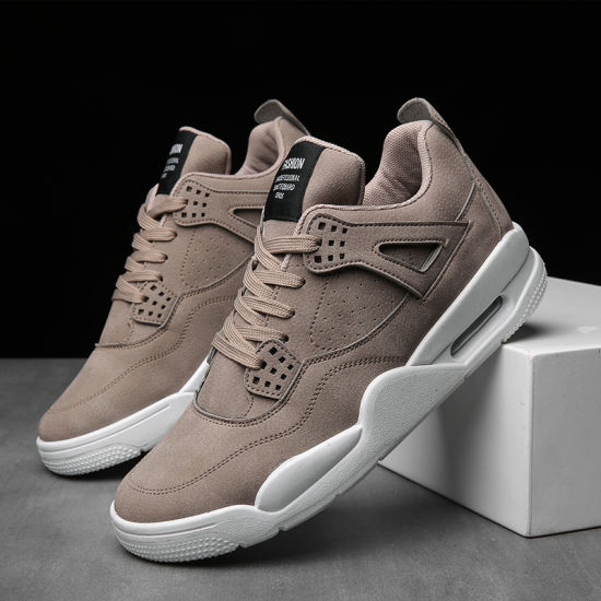 New Brand Selling High Quality Breathable Men's and Women Fashion Casual Sport Sneaker Air Cushion Sneakers Boots Running Shoe Low MOQ for Sale Fast Delivery