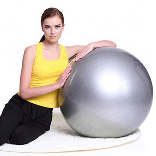 Fitness Gym Massage Ball Non-Toxic PVC Exercise/Fitness Balls/Yoga Ball pictures & photos