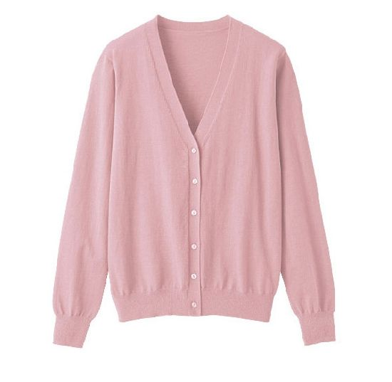 33d5ced48910 China High Quality V-Neck Merino Wool Women Cardigan - China Women ...