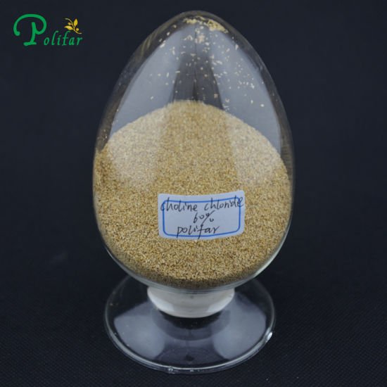 Feed Grade Choline Chloride 60% Corn COB Poultry Feed