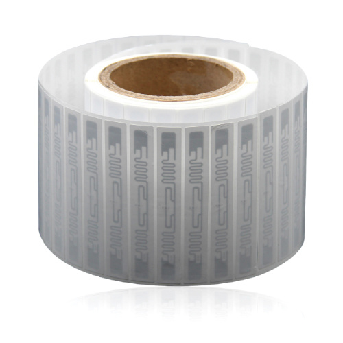 Small Size Printable RFID Labels Passive UHF RFID Sticker Tags