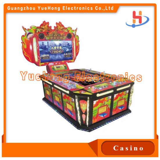 Luxury Cabinet Popular Games Arcade Video Game Arcade Gambling Game Machine