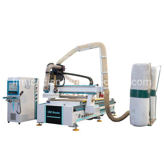 Atc Wood CNC Router Panel Furniture Processing Center Plate Furniture Cutting Machine