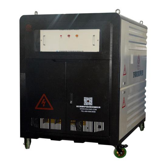 Intelligent 480V Voltage Air Cooling Diesel Genset Load Bank