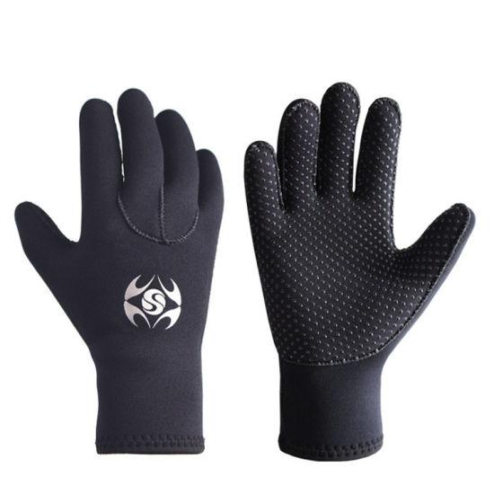 Popular Sports Training Neoprene Palm Finger Support Fitness Gloves