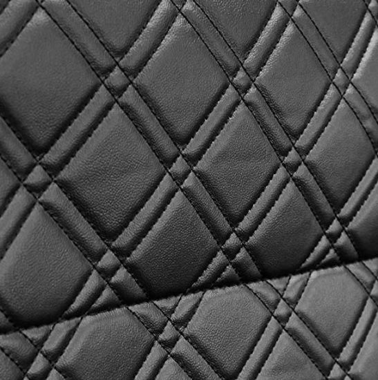 Miraculous Faux Leather Sideless Seat Covers For Car Diamond Black Andrewgaddart Wooden Chair Designs For Living Room Andrewgaddartcom