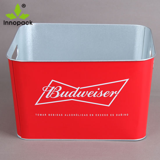 8L Customized Metal Ice Buckets/Champagne Cooler Bucket/Wine Bucket pictures & photos