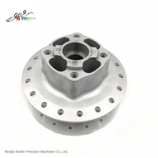 Custom Precision Metal Zinc Alloy Die Casting for Auto Car pictures & photos