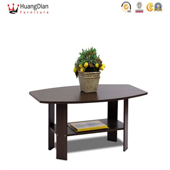Chinese Wholesale Furniture Factory Custom Hot-Selling Plywood Wooden Coffee Table pictures & photos