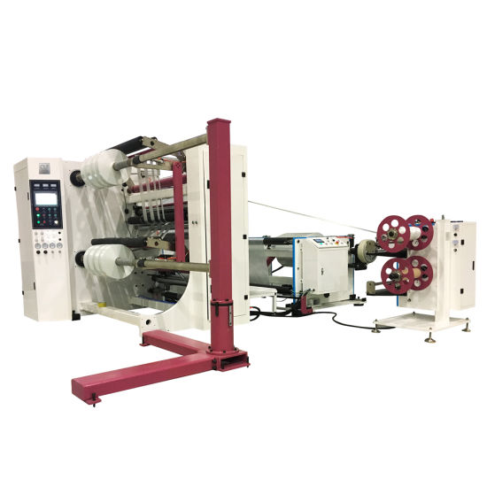 New Design Kraft Paper Slitting Machine
