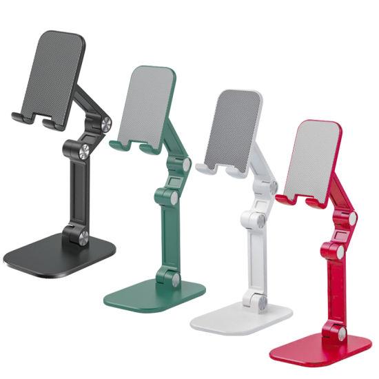 Universal Adjustable Angle Desktop Phone Holder Foldable Tablet Holder Stand