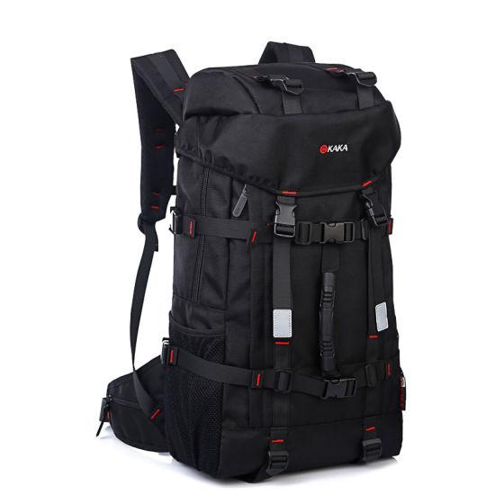 505aa9d8f2b7 Super Big Capacity Waterproof Double Shoulder Outdoor Sports Travel  Climbing Hiking Backpack Bag (CY3308)