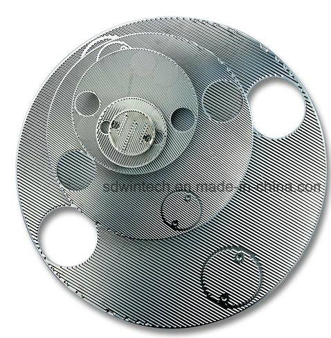 Round Plate and Shell Heat Exchanger with High Temperature and High Pressure pictures & photos