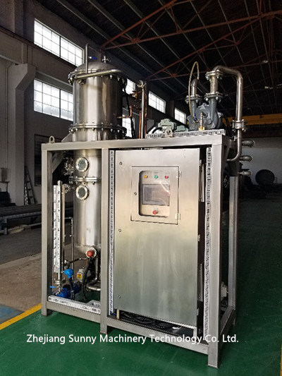 Low Temperature Evaporator for Waste Water Treatment pictures & photos
