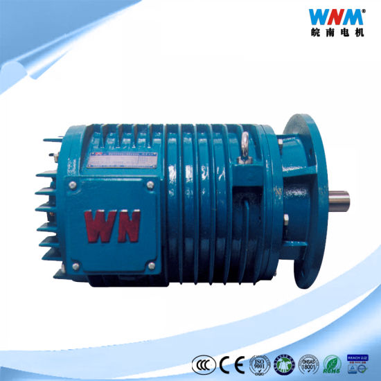 Ygp Series Inverter and Vector Variable Frequency 5~100Hz S5 S1 FC60% AC Induction Electric Roller Table Motor 0.55~25kw 1120~225mm IP54 F H Ygp112L1-4 1.1kw