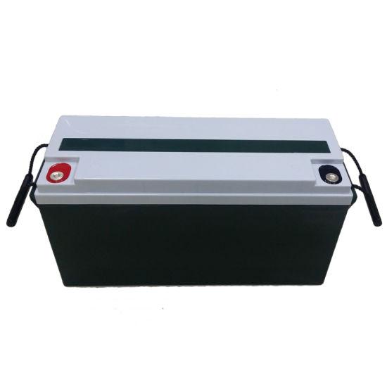 High Quality Lead Acid Solar Battery for Security System (12V150ah)