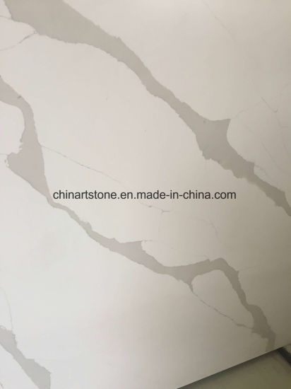 Quartz Tiles for Wall, Floor, Kitchen, Bathroom and So on Project Decoration