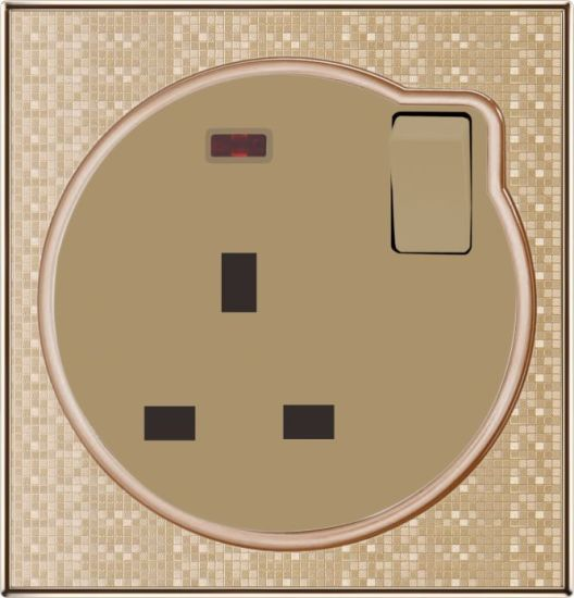 Multi Standard Electrical 13A Multi Switched Socket Outlets