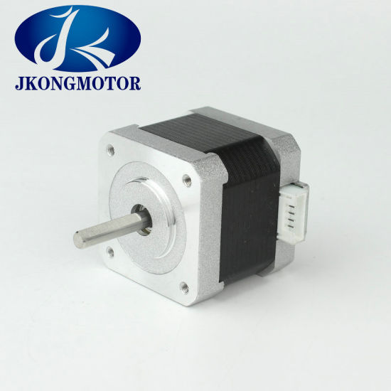 Factory Directly Sell NEMA 17 Stepper Motor DC 42HS40-1004A-02f with 4.8kg. Cm 1.8degree