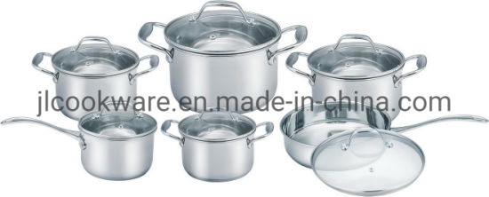 Italy Hot Sale New Style 12PCS Cookware Set