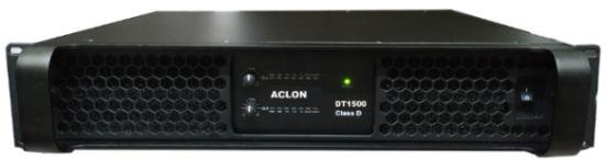 2u 3600W Big Watt Class D Digital Power Amplifier