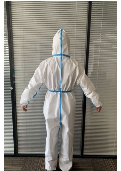 Sterilized Disposable Protective Coverall
