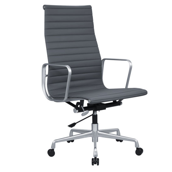 China Ray And Charles Replica Ea119 Mesh Ergonomic Genuine Leather Executive Office Chair Furniture Seating China Executive Office Chairs Office Chair
