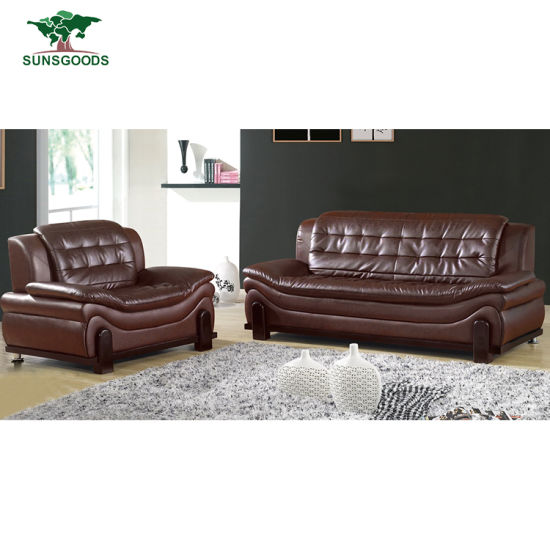 China High Quality Leather Couches And