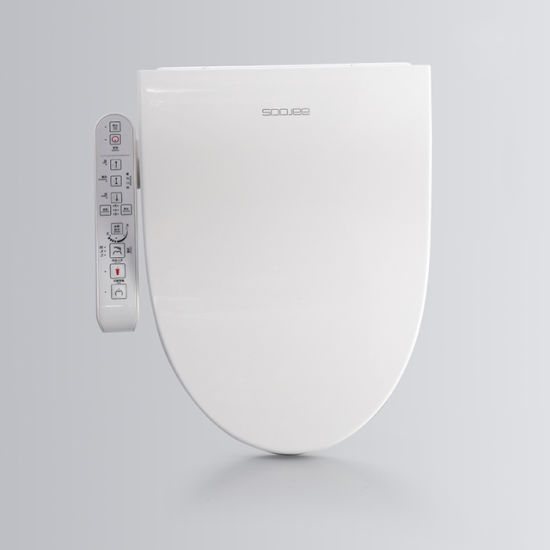 Smart Toilet Cover with Seat Temp and Water Temp Adjustment