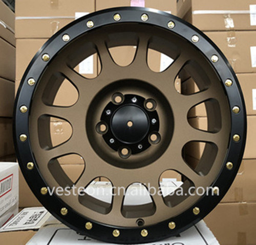 Deep Dish Steel Trailer Wheel 5X112 Car Alloy Wheels