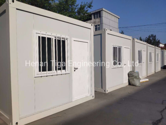 20FT Modular House Unit 40FT Flat Pack Container Office