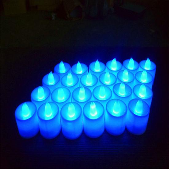 LED Candle Lamp Creative Wedding Birthday Wedding Candle Venue Decoration Props Electronic Candle