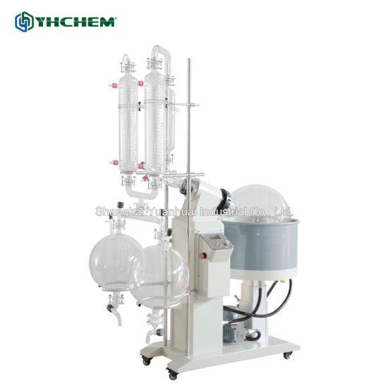 Vacuum Fractional Distillation Equipment for Hemp Oil Distillation